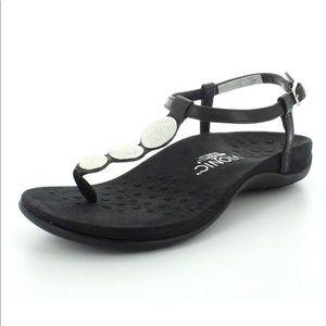 Vionic Lizabeth T-Strap Sandals